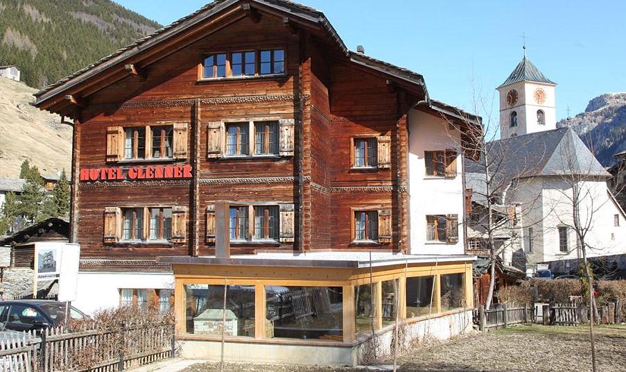 Hotel Glenner Vals